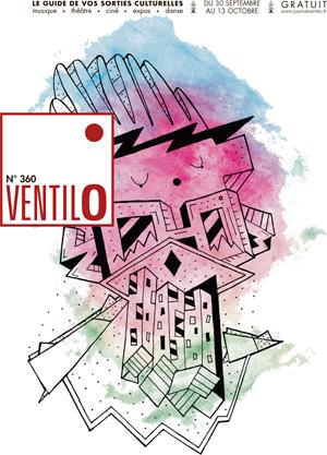 couverture Ventilo