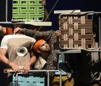 Jours [et Nuits] de Cirque au CIAM
