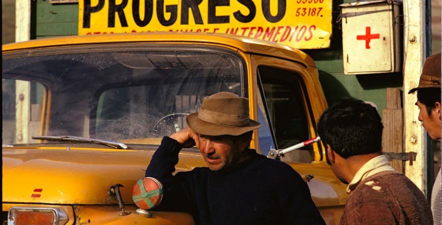 Raymond Depardon &#8211; <em>Un moment si doux </em>au MuCEM