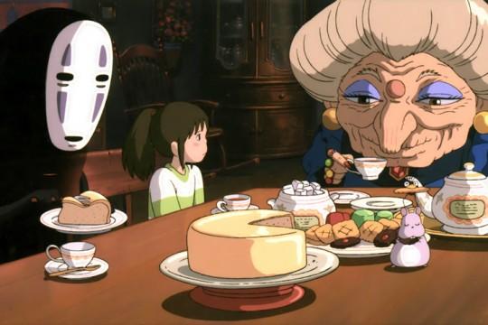 Cycle Hayao Miyazaki et le studio Ghibli à l'Institut de l'Image