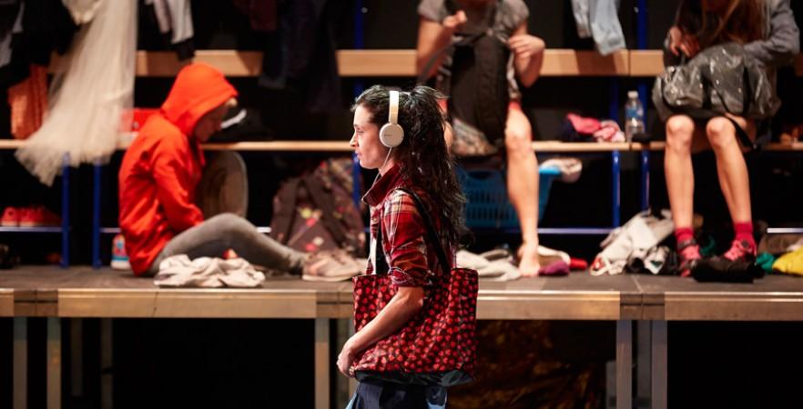<em>Et le Diable vint dans mon cœur</em> par la C<sup>ie</sup> Vol Plané au Théâtre du Gymnase