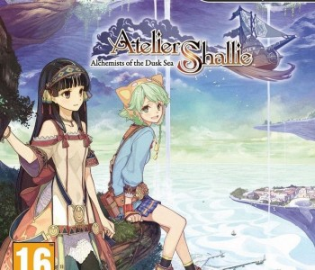 Atelier Shallie : Alchemists Of The Dusk Sea (Koch Media / PS3)