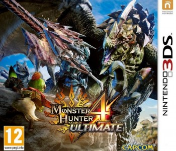 Monster Hunter 4 Ultimate (Nintendo / 3DS)