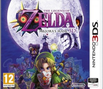 The Legend of Zelda : Majora's mask (Nintendo / 3DS)