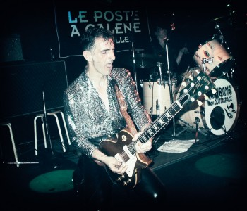 Anniversaire 10 ans de Lollipop : Cowboys From Outerspace + Dum Dum Boys > le 16/12 au Lollipop Music Store et au Molotov