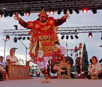 Festival Au creuset du gong à la Cité de la Musique