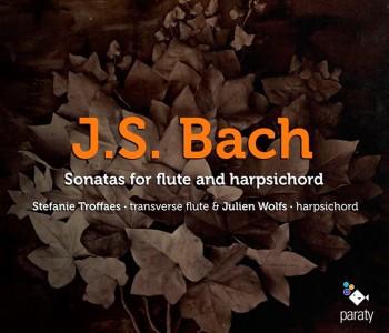 Johann Sebastian Bach &#8211; <em>Sonatas for flute &amp; harpsichord</em> (Paraty/Harmonia Mundi, 2016)