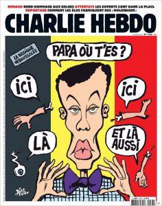 <em>Charlie Hebdo</em>