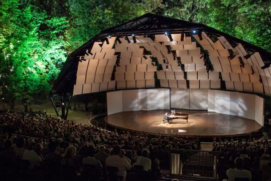 Festival International de Piano de La Roque-d'Anthéron 2016