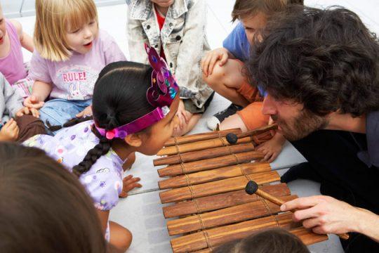 Les festivals jeune public