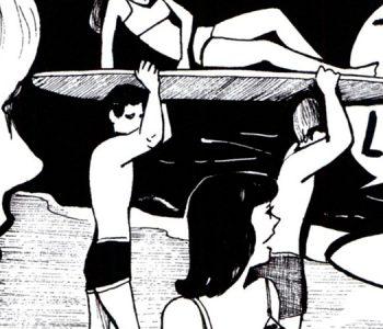 Rencontre avec Pacôme Thiellement et Nine Antico