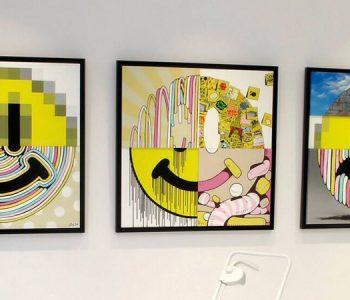 <em>Seven to Five </em>à la galerie éphémère Art Five