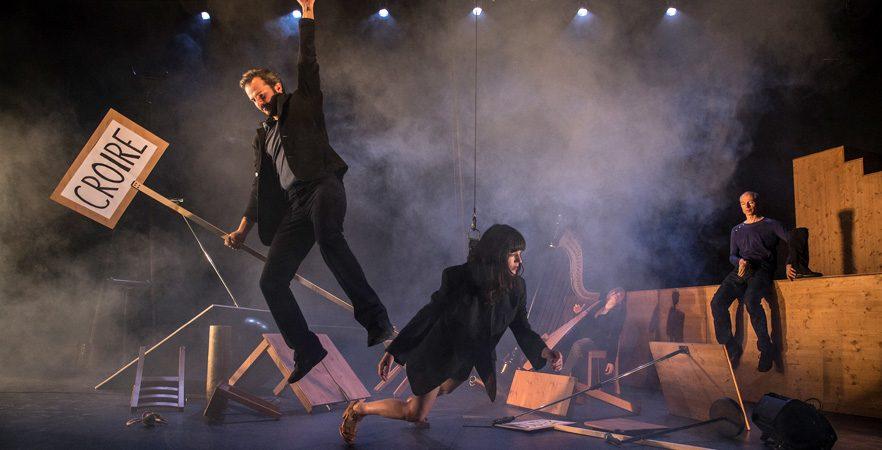 Retour sur <em>Minuit</em> de Yoan Bourgeois au Théâtre du Merlan (BIAC)