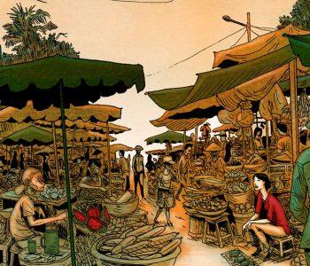 <em>Mémoires de Viet Kieu, Tome 3 &#8211; Les Mariées de Taïwan</em> (édition La Boîte à Bulles)