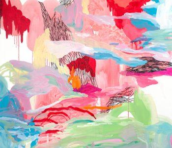 <em>Les unes avec les autres… à Shirley Jaffe </em>à la Galerie du 5<sup>e</sup>