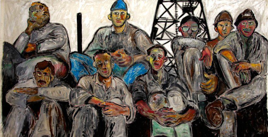 Alain Boggero – <em>Cent visages </em>à la MCJ Gallery