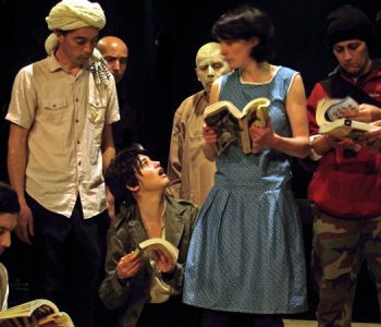 <em>Littoral </em>de Wajdi Mouawad par le Groupe Manifeste au Théâtre Les Argonautes