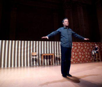 <em>Enée, une récitation de Virgile</em> au Théâtre des Bernardines &#038; au Théâtre Liberté