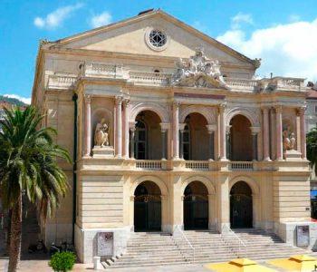 Grève à l'Opéra de Toulon