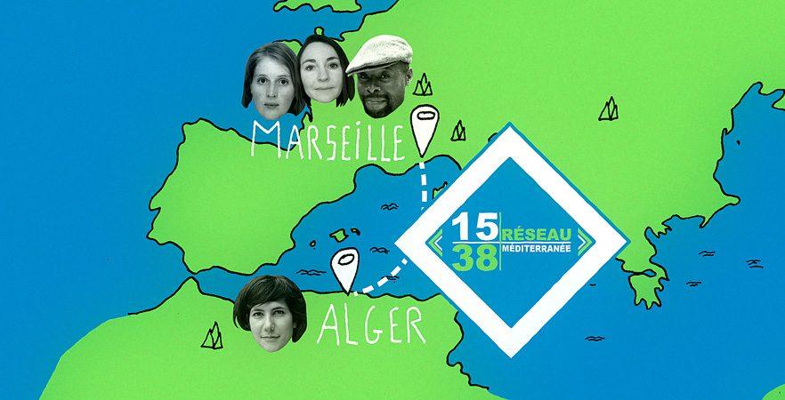 15-38, réseau d'information sur l'actualité des pays méditerranéens