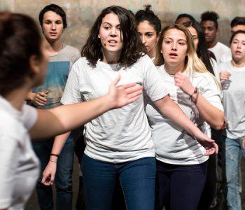 <em>Le Projet Antigone</em> par le Groupe des 15 au Théâtre du Merlan