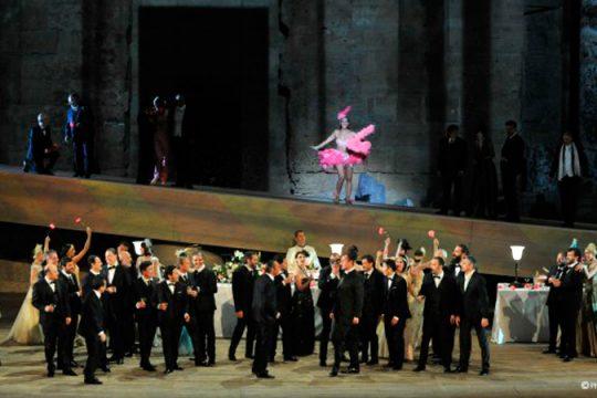 <em>Rigoletto</em> de Verdi aux Chorégies d'Orange