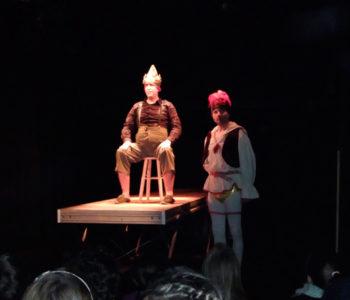 <em>Ubu </em>au Badaboum Théâtre