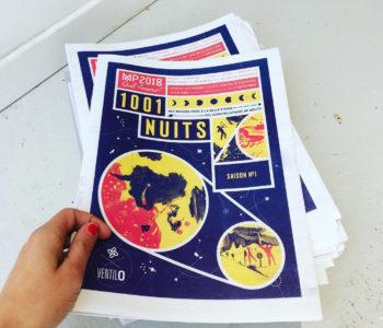 Les Mille et Une Nuits du Bureau des Guides