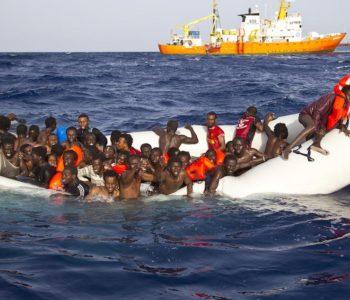 Frontières & imaginaires migratoires