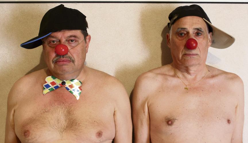 Gérard Andréani & Gilles Ascaride dans Rigolo Circus Parade