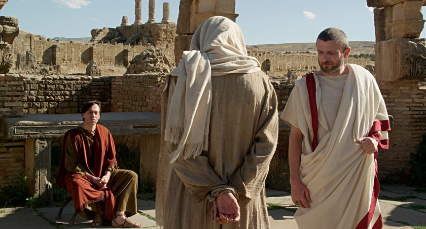 Histoire de Judas de Rabah Ameur-Zaïmeche
