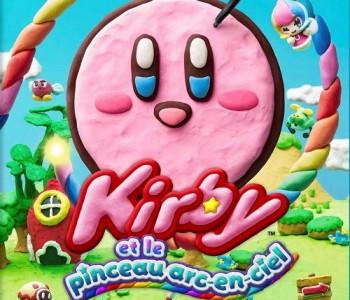 Kirby et le Pinceau Arc-en-Ciel (Nintendo / Wii U)