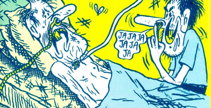 Vendetta #5 à la Friche la Belle de Mai