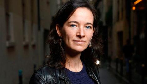 Valérie Manteau © Bruno Levy