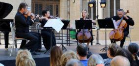 Festival Musique au Centre : Quintette à deux violoncelles © Florent Gauthier