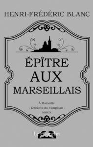 Épître aux Marseillais de Henri-Frédéric Blanc
